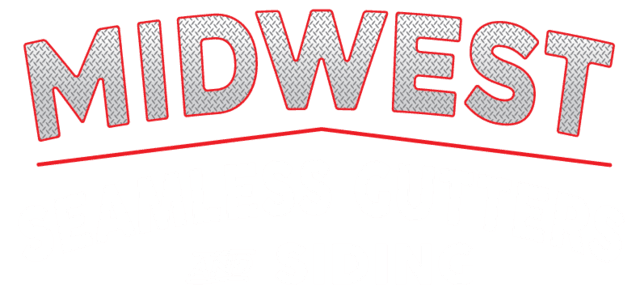 Midwest Seamless Gutters and Siding Logo